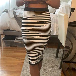 Intermix Pencil Skirt Size P